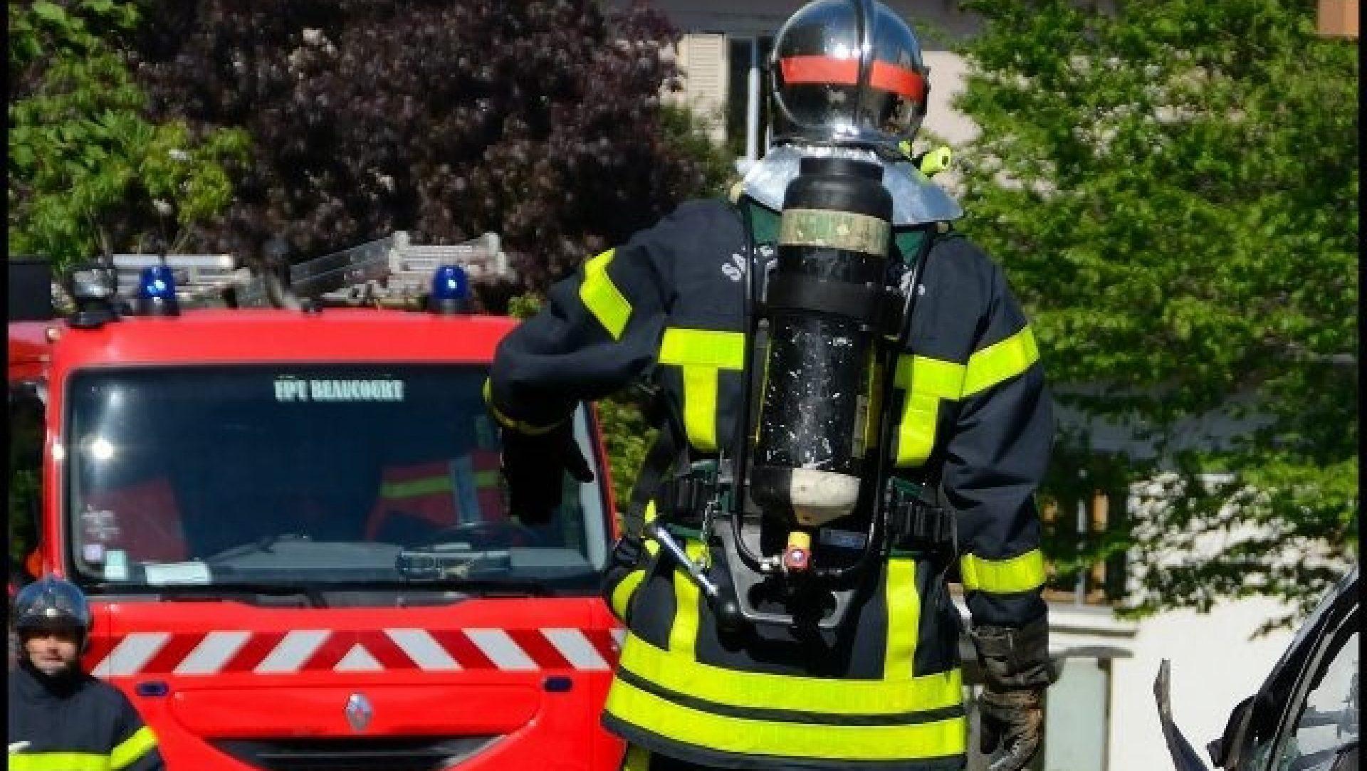 Sapeurs-Pompiers de BEAUCOURT